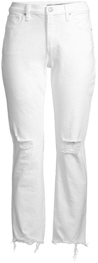 Hudson Jeans Jessie Relaxed Straight-Leg Jeans