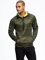 Old Navy Go-Dry Cool Graphic Fleece Hoodie for Men