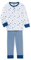 Petit Bateau Boy's Bernard Pyjama Set