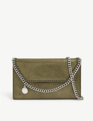 Stella McCartney Falabella vegan leather pouch