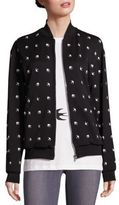 McQ by Alexander McQueen Casual Bomber Jacket
