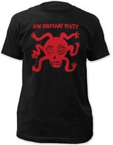 Impact The Birthday Party Post-Punk Band Pleasure Head Adult Fitted Jersey T-Shirt Tee
