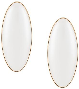 J.W.Anderson Oval-Shape Single Earring