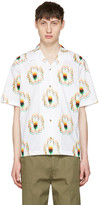 Stella McCartney White Flower Shirt