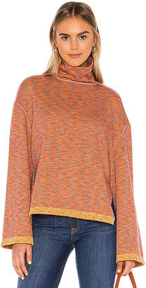 Free People Sunny Days Turtle Neck