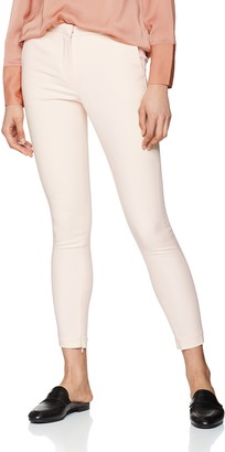 Selected Women's Sfmuse Cropped Mw Pant Trouser