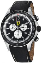 Ferrari Men's Scuderia Dial Strap Chronograph Watch