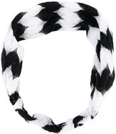 Missoni striped headband