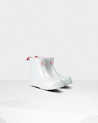 Hunter Women's Play Short Nebula Wellington Boots