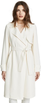 Theory Women's Belted OAKLANE Trench Coat