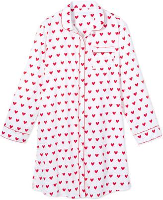 *Exclusive* Women's Poplin Nightshirt, Heart