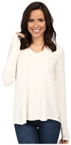 Hatley Embroidered V-Neck Tee