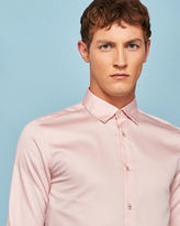 Ted Baker Satin stretch shirt