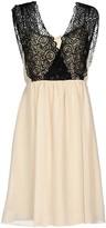 B.young Short dresses - Item 34799678