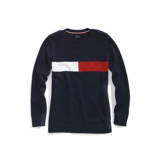 Tommy Hilfiger Adaptive Women's Sweater with Magnetic Buttons at Shoulders
