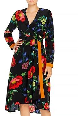 Kobi Halperin Zula Floral Print Dress