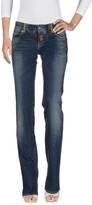 Galliano Denim pants - Item 42574387