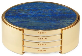 AERIN Lucas Set of Four Coasters