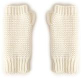 Forever 21 Waffle-Knit Fingerless Gloves