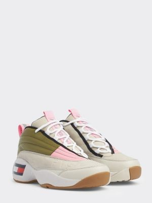 Tommy Hilfiger Heritage Asymmetrical Trainers