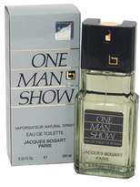 Jacques Bogart One Man Show by for Men. Eau De Toilette Spray 3.3 Ounce