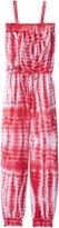Speechless Big Girls' Tie Dye Jumpsuit