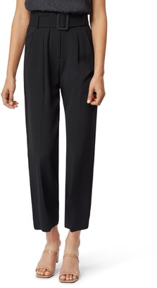 Habitual Payton High Waist Belted Trousers