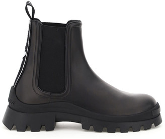 DSQUARED2 Chelsea Boots With Logo