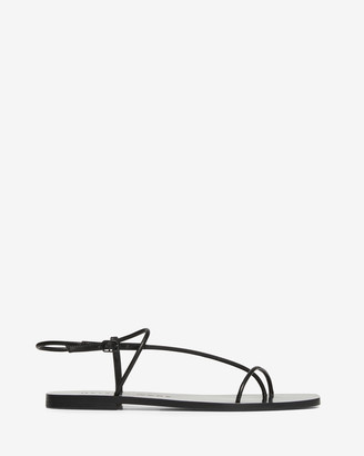 Nelson Made - Women's Black Heeled Sandals - Juliette Slides - Size One Size, 39 at The Iconic