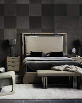 Bernhardt Annistyn Metal Accent King Bed
