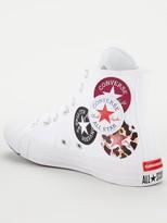 Converse Chuck Taylor All Star Multi Logo - White