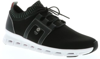 Wolky Stretch Knit Fashion Sneakers - Tera