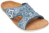 Spenco Orthotic Slide Sandals - Kholo Daisy
