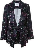 Racil micro-floral print blazer