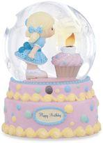 Precious Moments Happy Birthday Water Globe