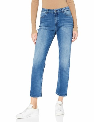 Comma Women's 81.002.72.5092 Straight Jeans