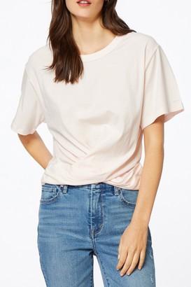 Habitual Back Tie Hem T-Shirt