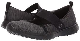 Skechers Microburst - Tender Soul (Black) Women's Shoes