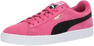 Puma Men's Suede Classic Sneaker Peach Bud Team