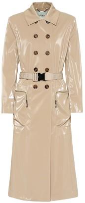 Fendi Nylon coat