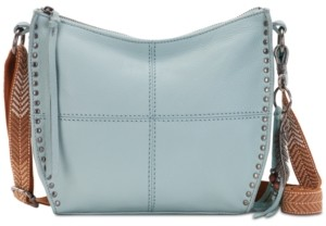 The Sak Silverlake Leather City Crossbody, Created for Macy's