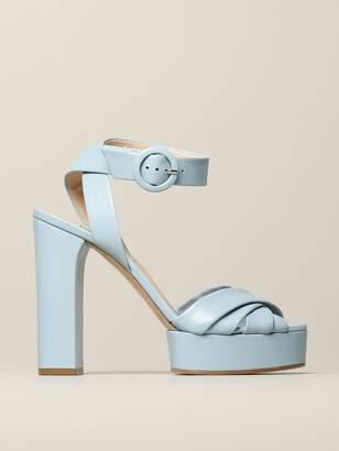 Casadei Leather Sandal