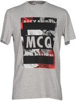 McQ by Alexander McQueen T-shirts