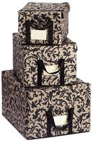 Reisenthel Medium Fabric Storage Box Baroque Taupe