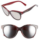 Dolce & Gabbana 49mm Retro Sunglasses