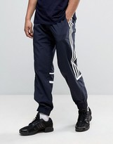 Adidas Originals Clr84 Woven Regular Fit Joggers In Navy Bk5933