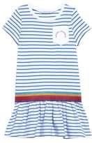 Little Marc Jacobs Drop Waist Dress