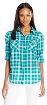 G.H. Bass & Co. Women's Plaid Shirt