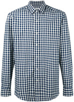 Salvatore Piccolo checked shirt - men - Cotton - 39