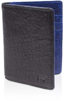 Will Leather Goods Reveal Flip Front Pocket Wallet